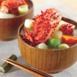 カニ殻で味噌汁~簡単蟹レシピ~