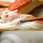 これをマスターすれば蟹むき名人になれる!簡単・手間なし、カニ身がポンっ♪