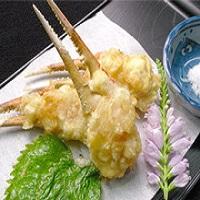 カニ天ぷら