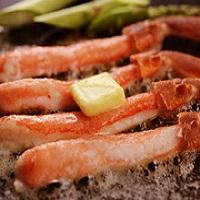 蟹バター焼き2