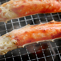 蟹バーベキュー